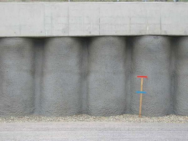 Concrete Walls Design